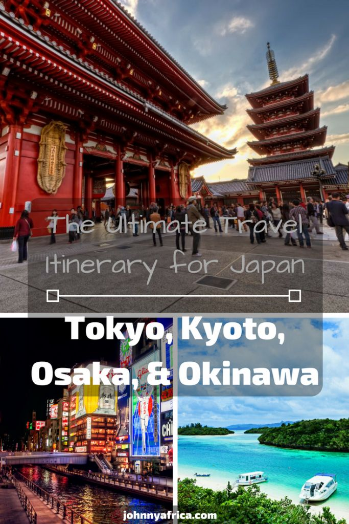 Japan is every bit as wonderful as it is different. It's a country with immense history, stunning nature, and some of the best food in the world. Here is how I spent two weeks traveling through this great country including a visit to a tropical Japanese paradise! #okinawa #japan #travelitinerary #traveltips