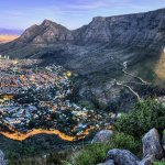 Cape Town panoramic