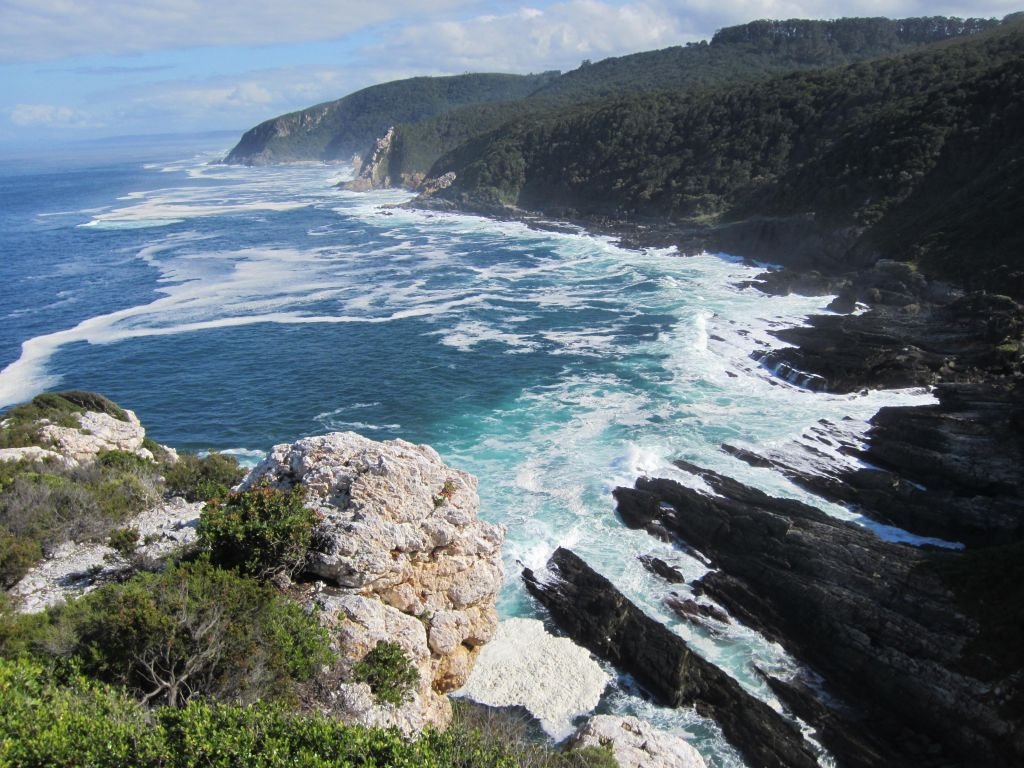 otter trail south africa hike