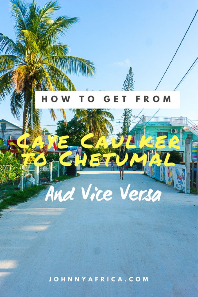 How to get from Caye Caulker, Belize to Chetumal, Mexico and further on into Mexico including Bacalar, Tulum, Playa Del Carmen, and Cancun. #ferry #belize #waterferry #belizewatertaxi