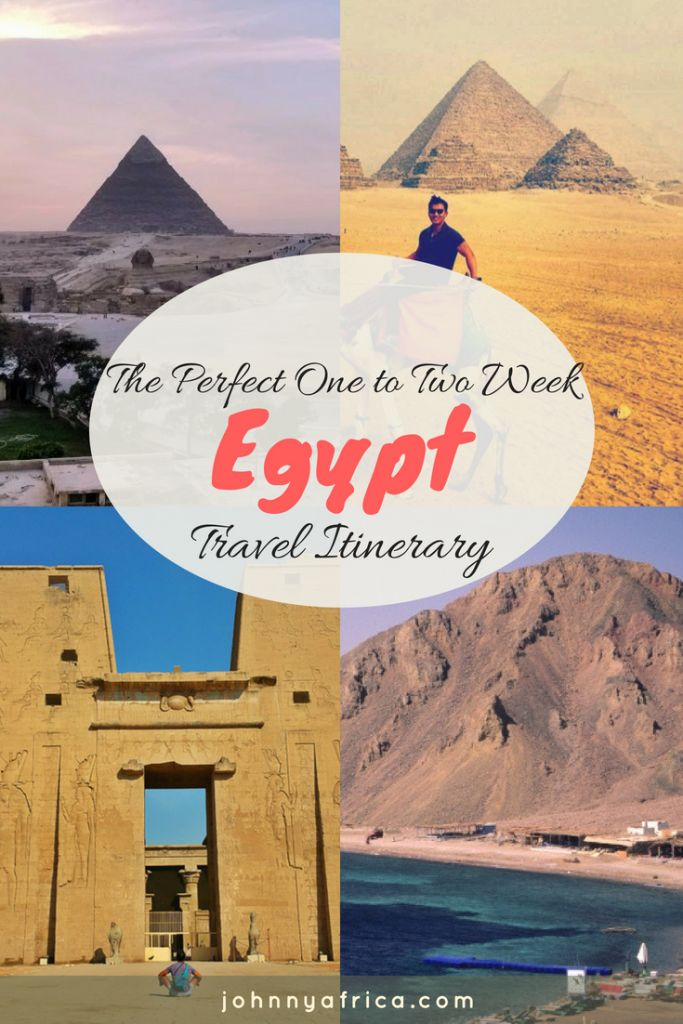 The Ultimate One to Two Week Egypt Travel Itinerary