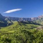 mafadi peak lesotho hike