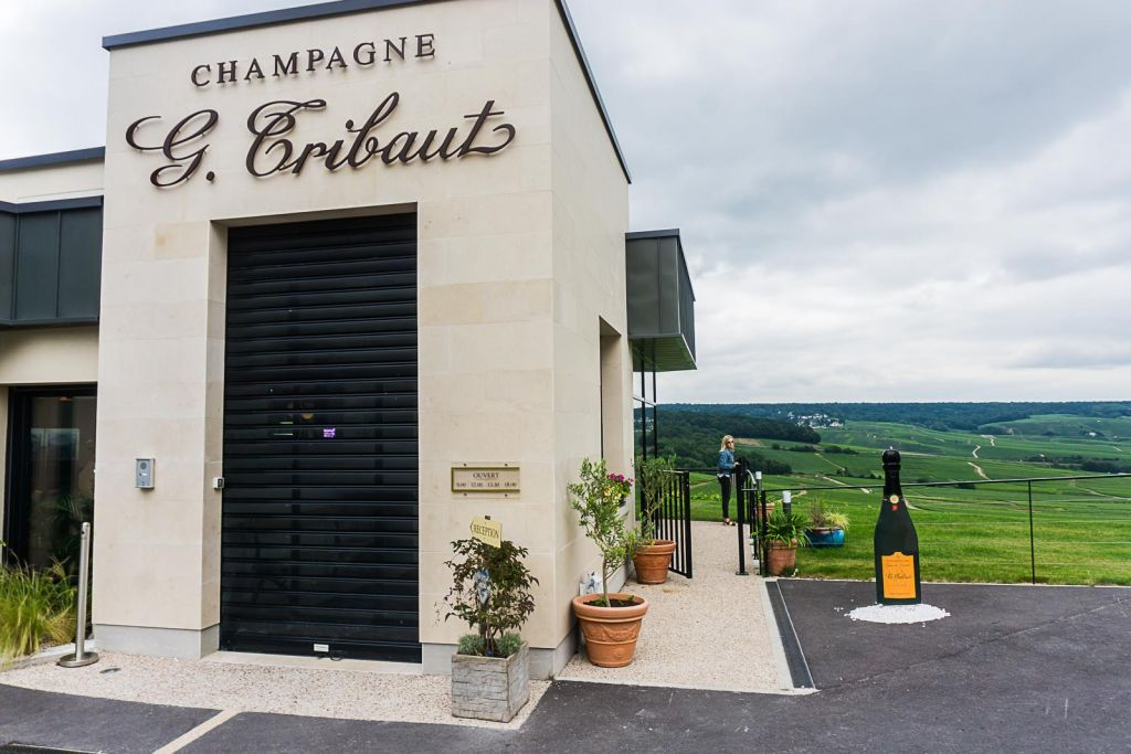 Champagne region france tasting paris day trip epernay hautvillers