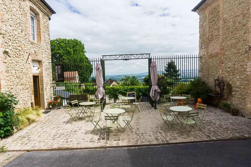 Champagne region france tasting paris day trip epernay hautvillers