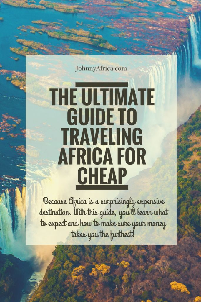 Africa is not a cheap place to travel through. Safaris and transportation will destroy even the most seasoned travelers. With this guide, you'll learn what to expect and how to travel around Africa for cheap!