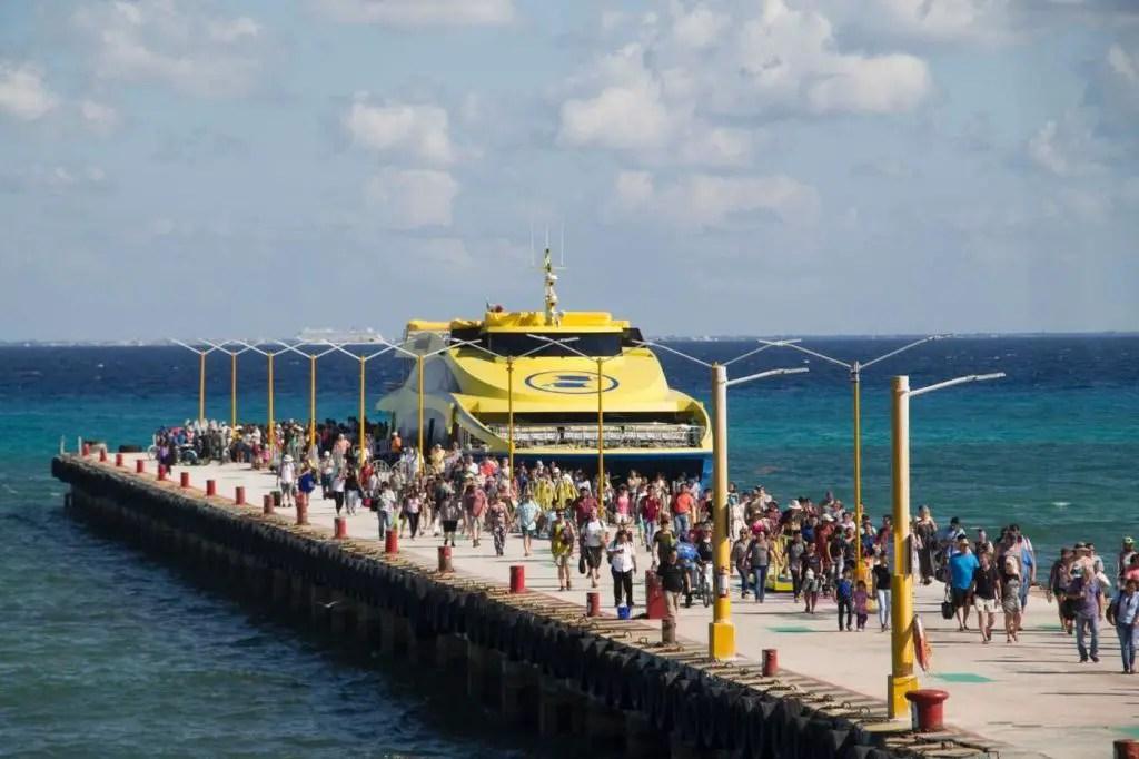 cozumel ferry ultramar