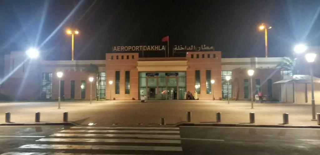 dakhla airport morocco