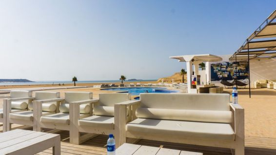 Zenith Kite Spa Resort Dakhla Morocco