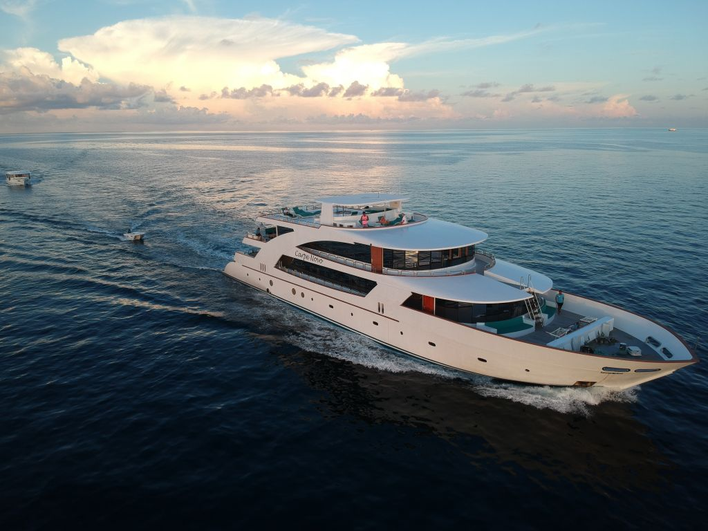 Maldives liveaboard