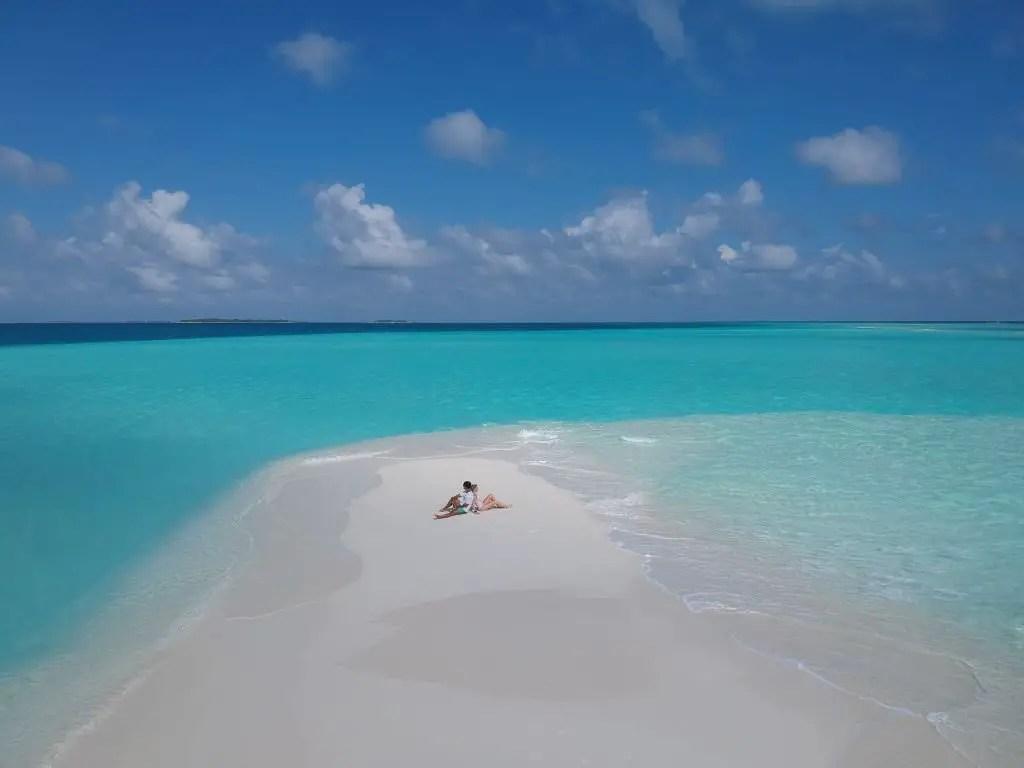 maldives sandbank baa attoll