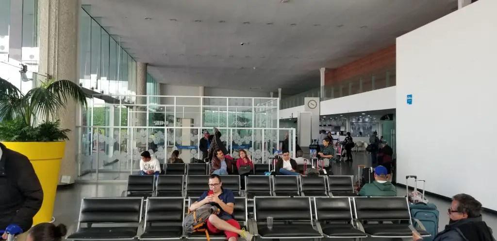 Bus Station mexico City