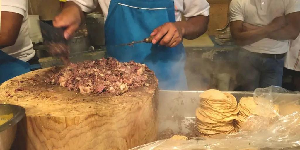 Tacos Charly mexico city