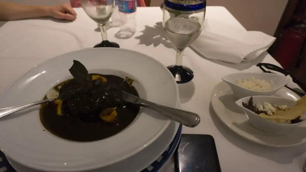 catedral restaurant oaxaca