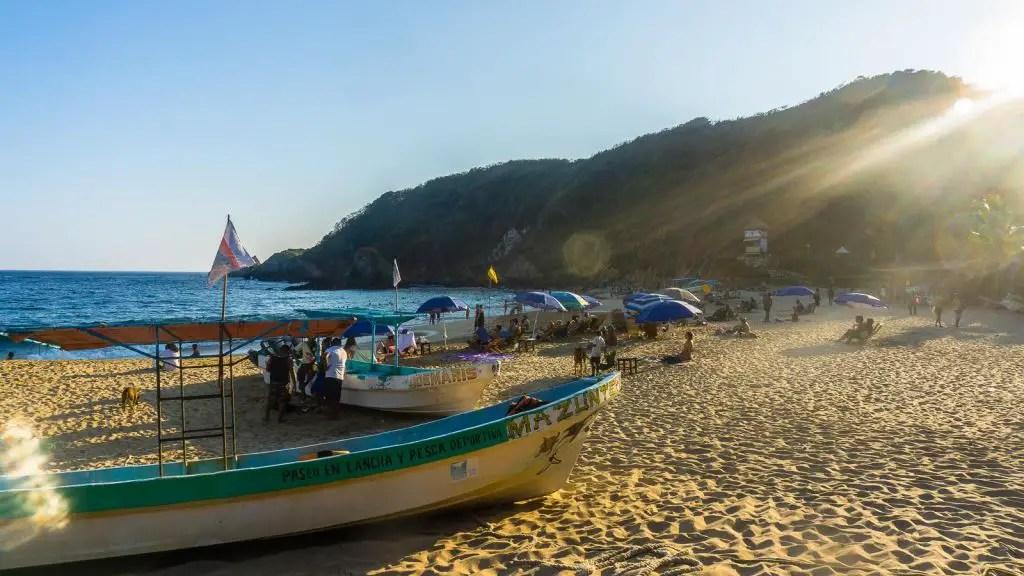 Mazunte Beach Oaxaca