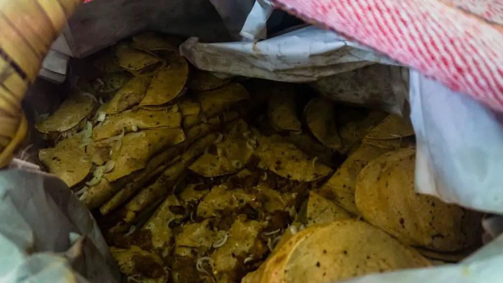 Tacos Joven Tacos Canastas