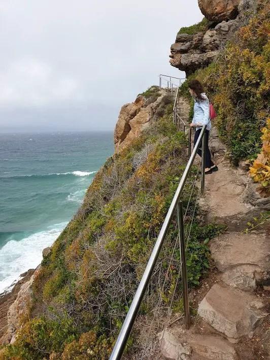 Hiking Robberg Bay