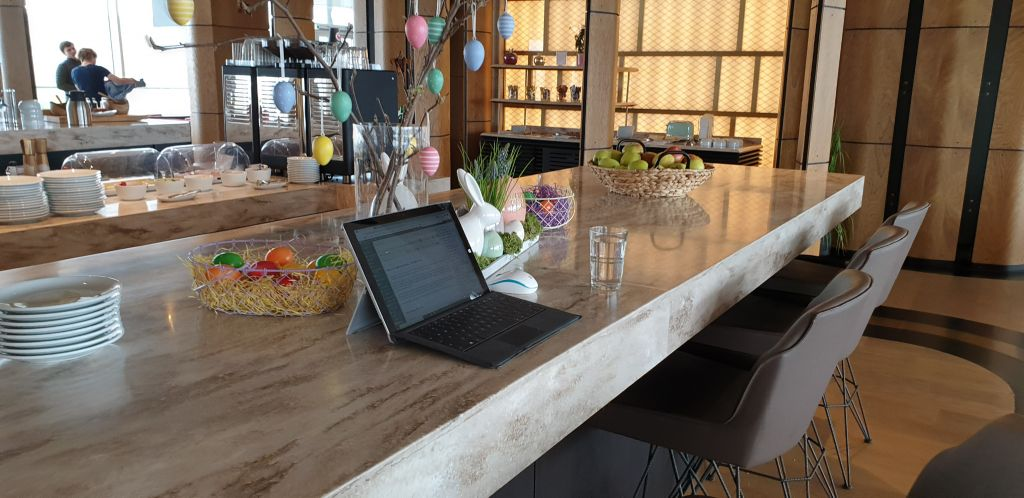Primeclass Lounge in Zurich Airport