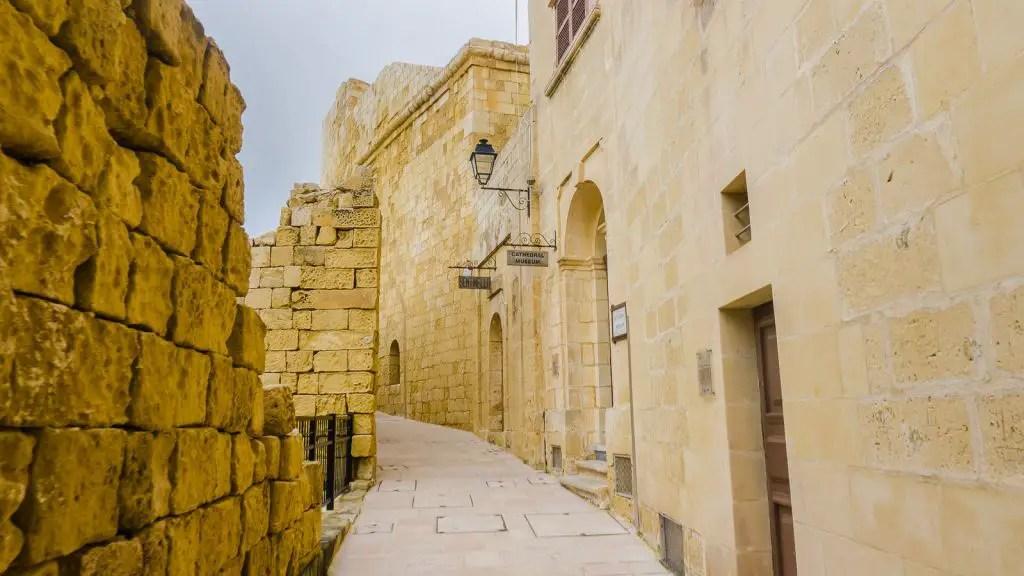 The Citadella of Victoria, Gozo