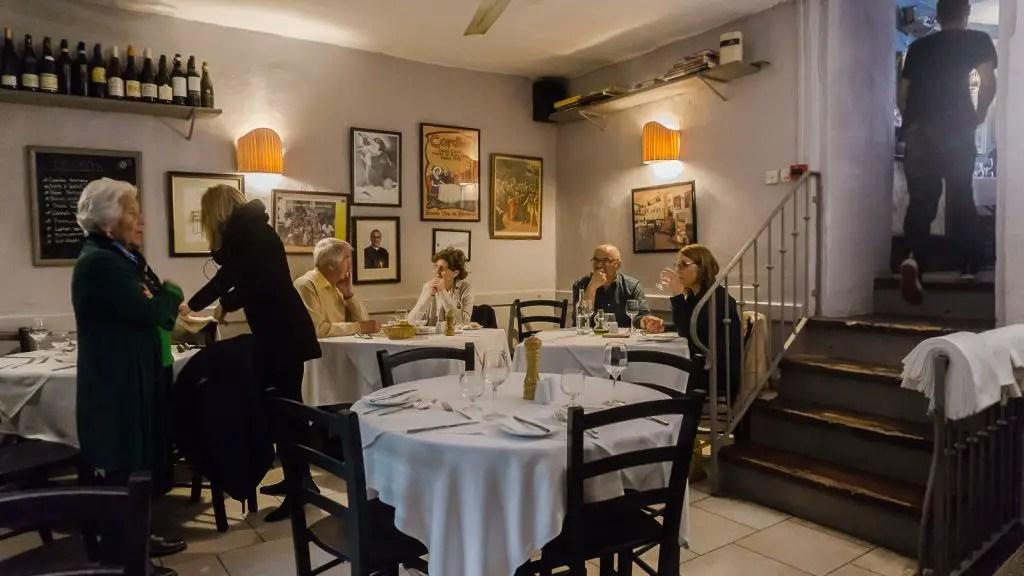 Rhubino Restaurant