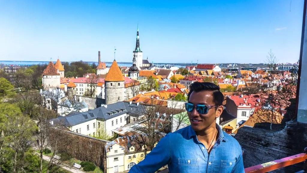 Kohtuotsa Viewing platform tallinn estonia viewstallinn es