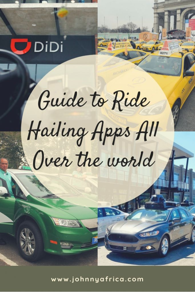 Ride hailing and Ride sharing apps are the future of travel. Never again should you be ripped off by taxi drivers whom you can\'t communicate with if you can help it. I\'ve put together a comprehensive list of every country in the world and the ride hailing apps that are available for use in that country.