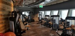 Primetime Main Tower Gym in Frankfurt