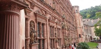 Beautiful Heidelberg Castle