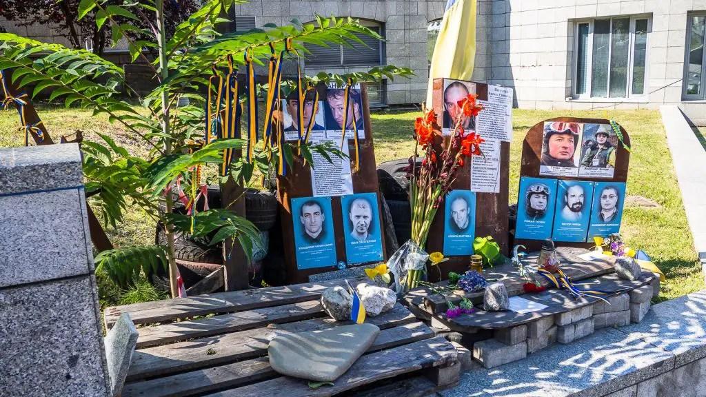 More memorials