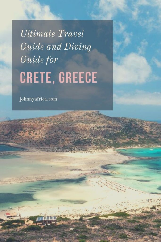 Crete is a Greece lover\'s paradise. All of the charm and beauty of Greece without the extreme over-tourism. There are so many towns and so many beaches here that anyone will find what they\'re looking for here. From the incredible food to the stunning beaches, you will not be bored here. #crete #elafonisi #chania #heraklion