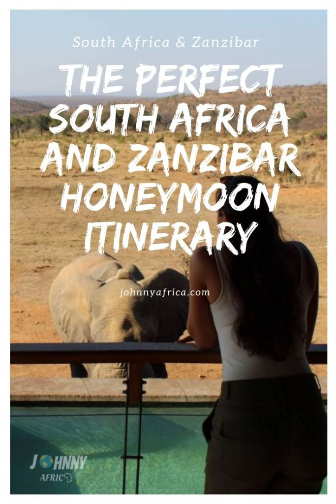 South Africa and Zanzibar is the perfect combination of adventure and relaxation for any honeymoon. I helped plan my friends trip to these wonderful countries in Africa and this is the itinerary they followed.