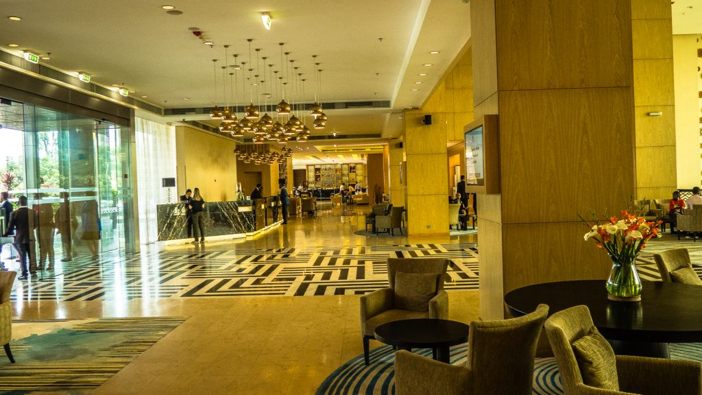 Kigali Marriott Hotel