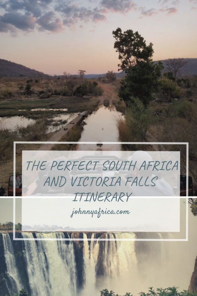 The Perfect South Africa and Victoria Falls Travel And Honeymoon Itinerary
