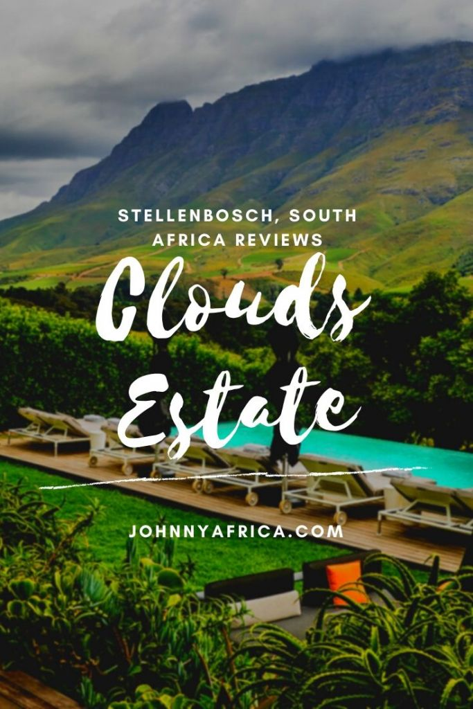 The Ultimate Review For Clouds Estate Wine Estate, Stellenbosch
