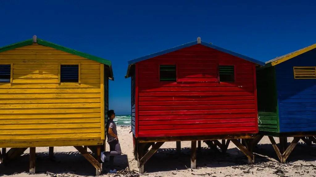 Muizenberg beach! cape town