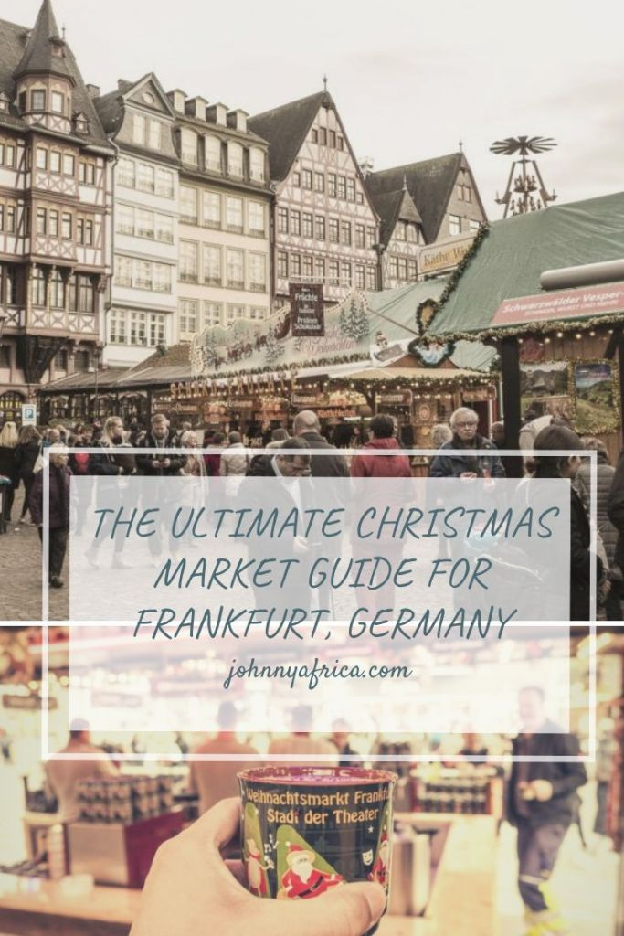 The Ultimate Guide to Frankfurt\'s Christmas Markets