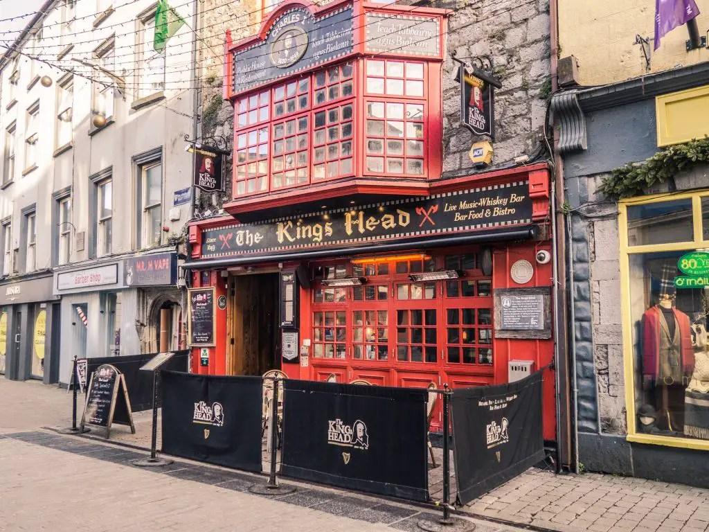Galway City Ireland Day trip Dublin