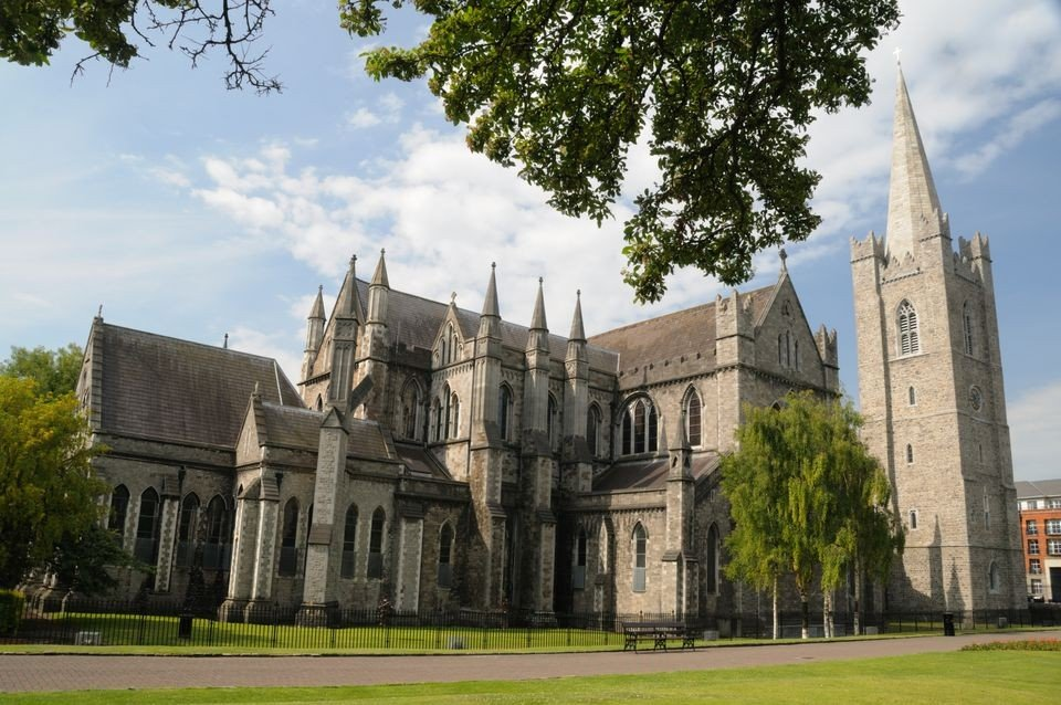 St Patrick's Cathedral!