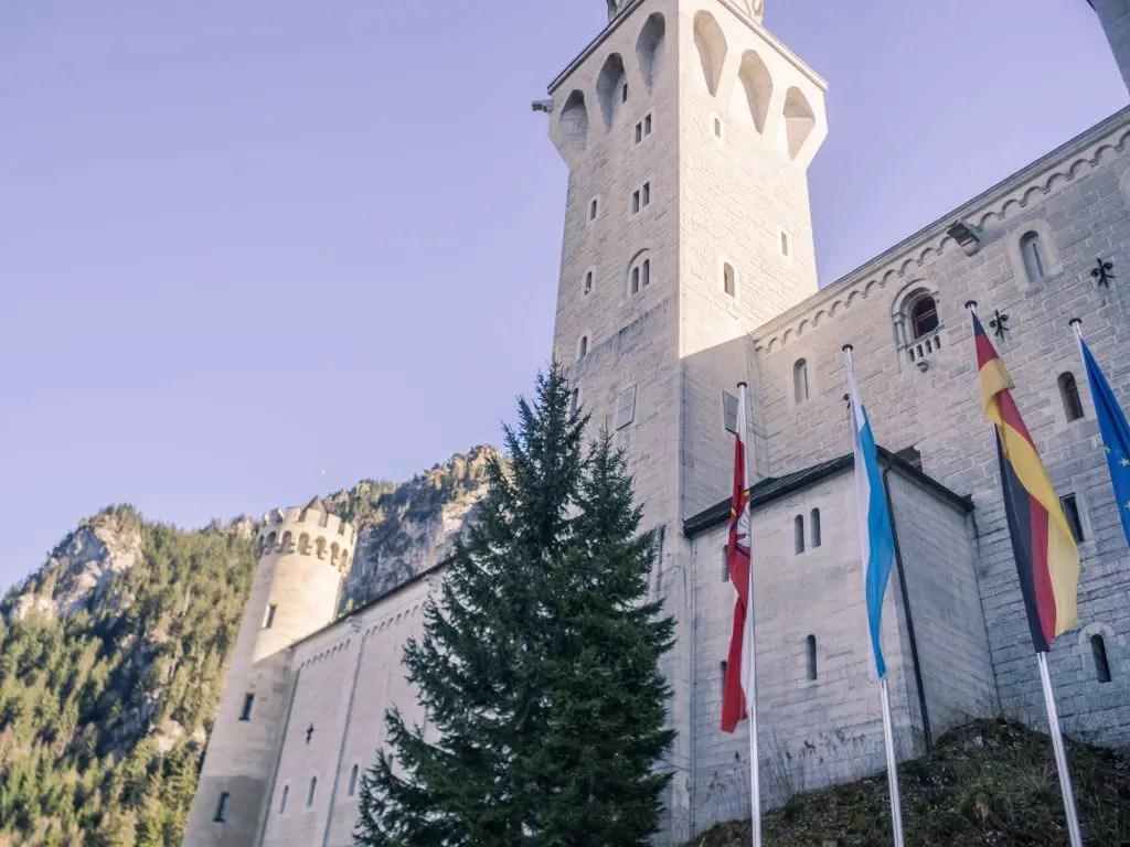 Castle Views Neuschwanstein