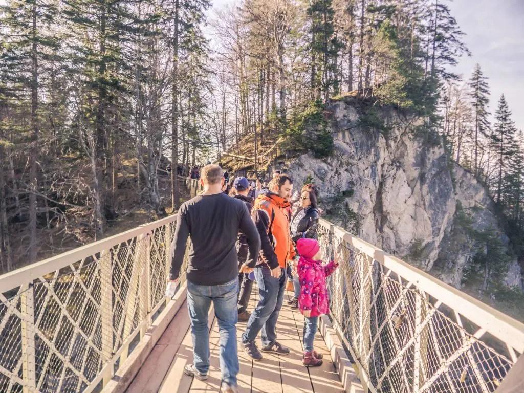 Marienbrucke bridge neuschwanstein