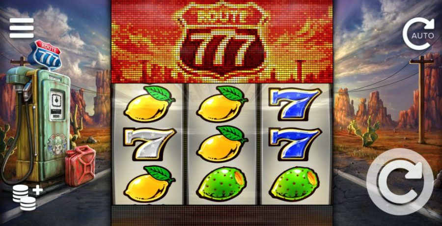 Image result for Route 777 SLOT