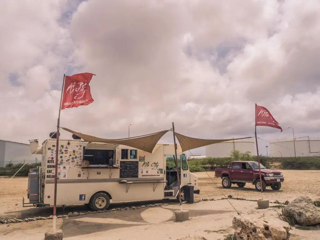 Kite City food truck bonaire