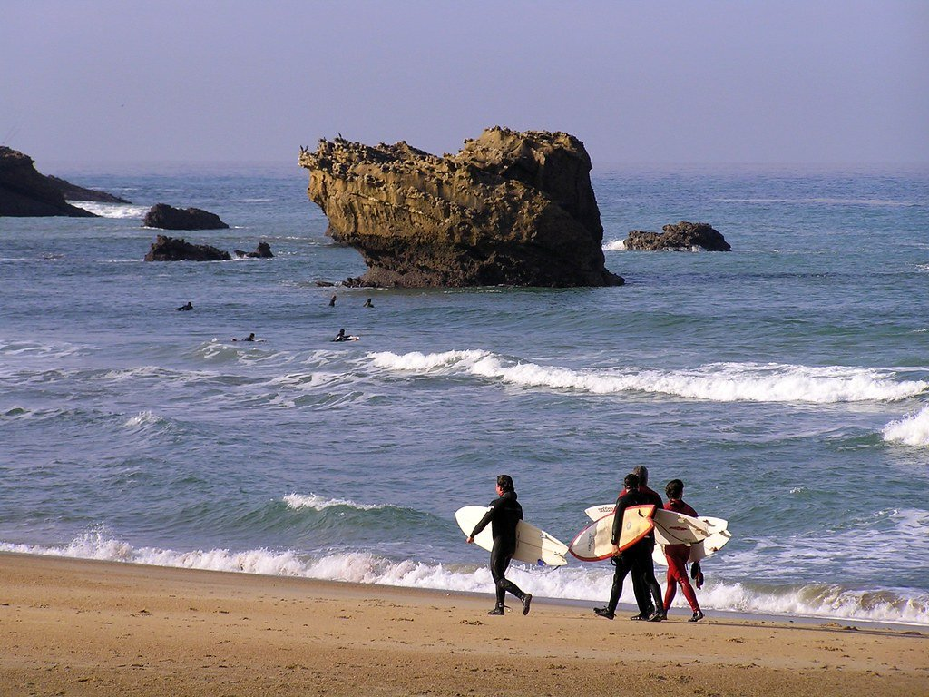 Biarritz Surfing