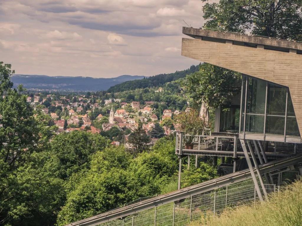 freiburg schlossberg views