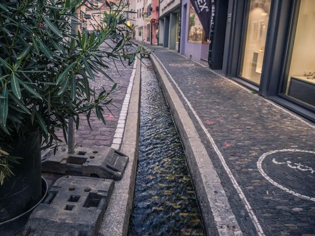 canals freiburg