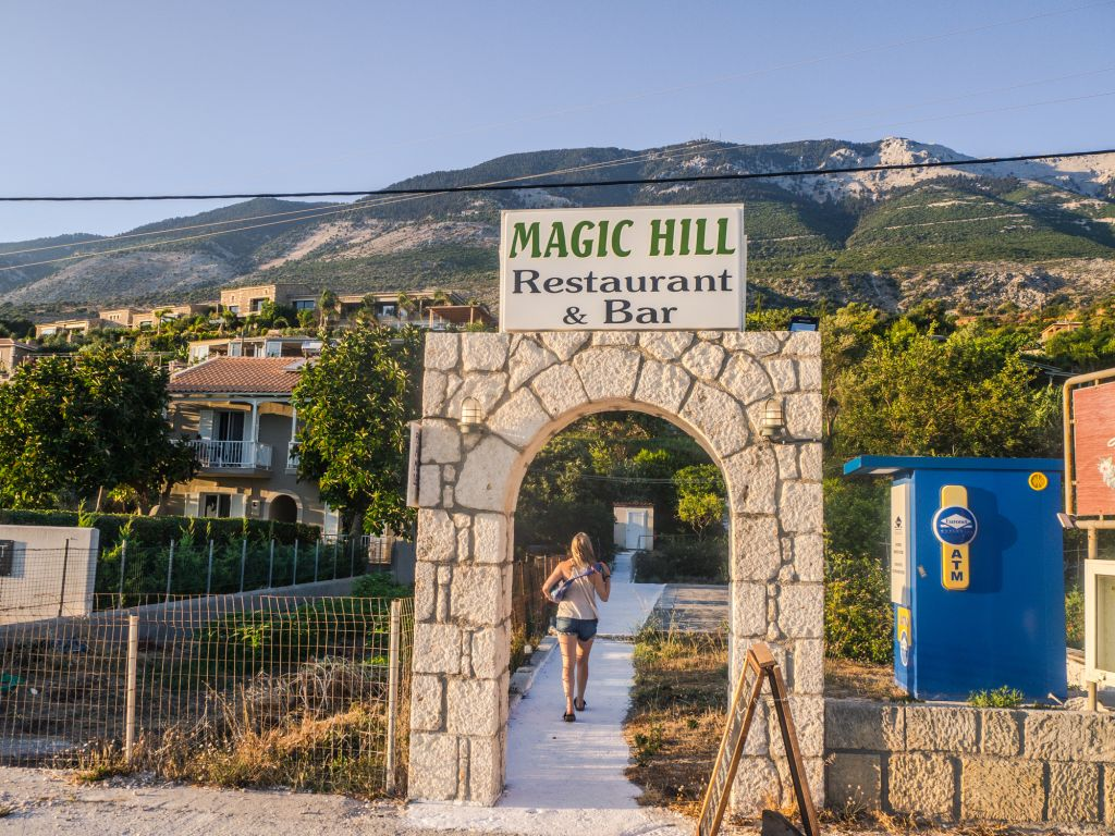 Lorraine's Magic Hill Kefalonia