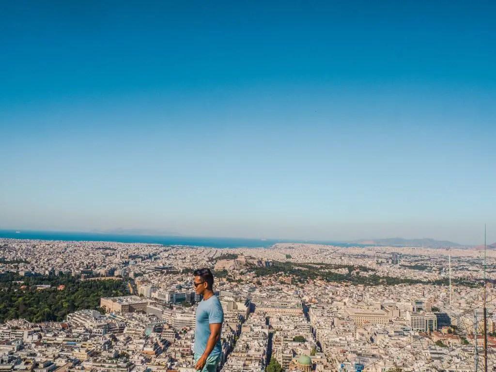 Mount Lycabettus Athens