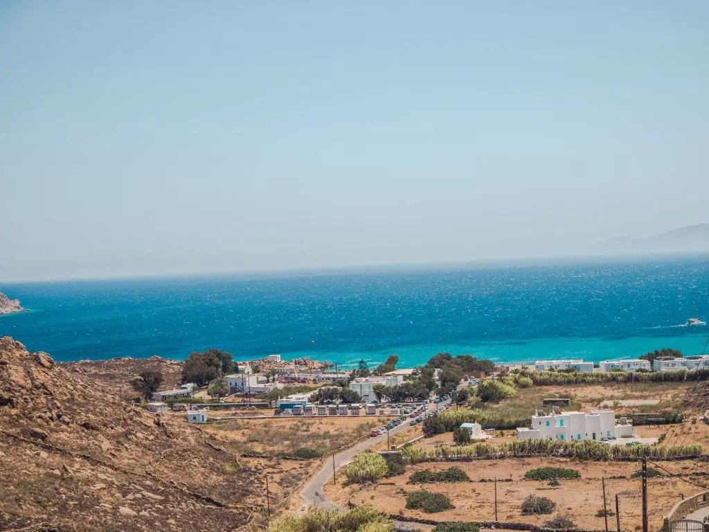 Mykonos Landscape