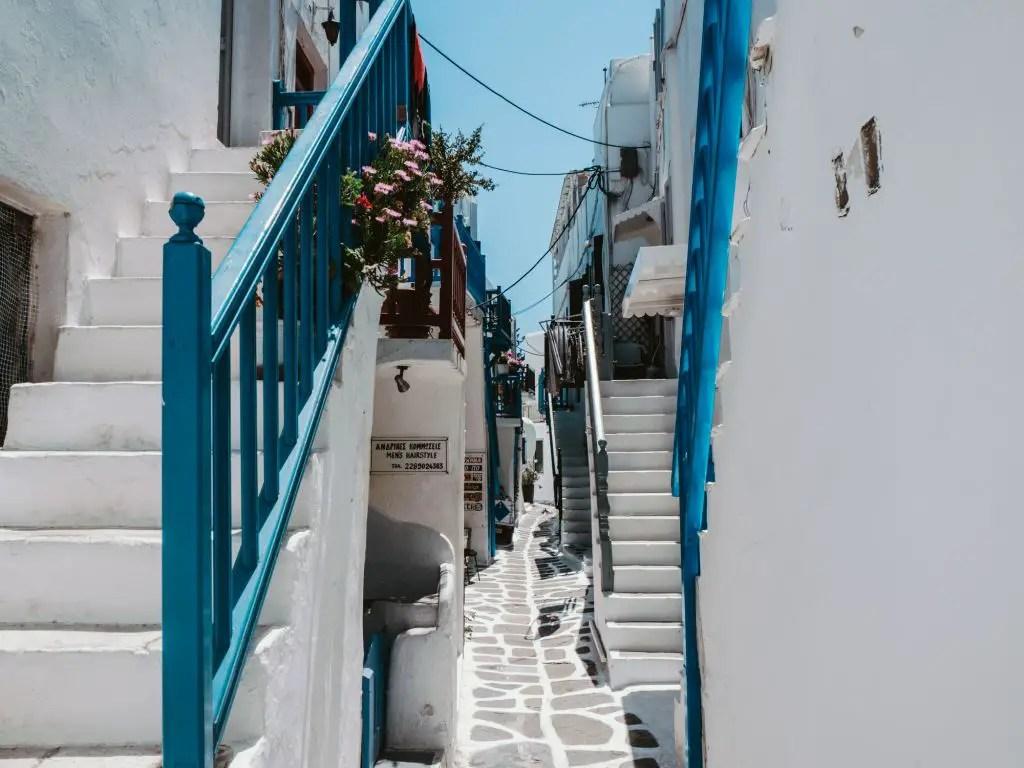 Mykonos Chora