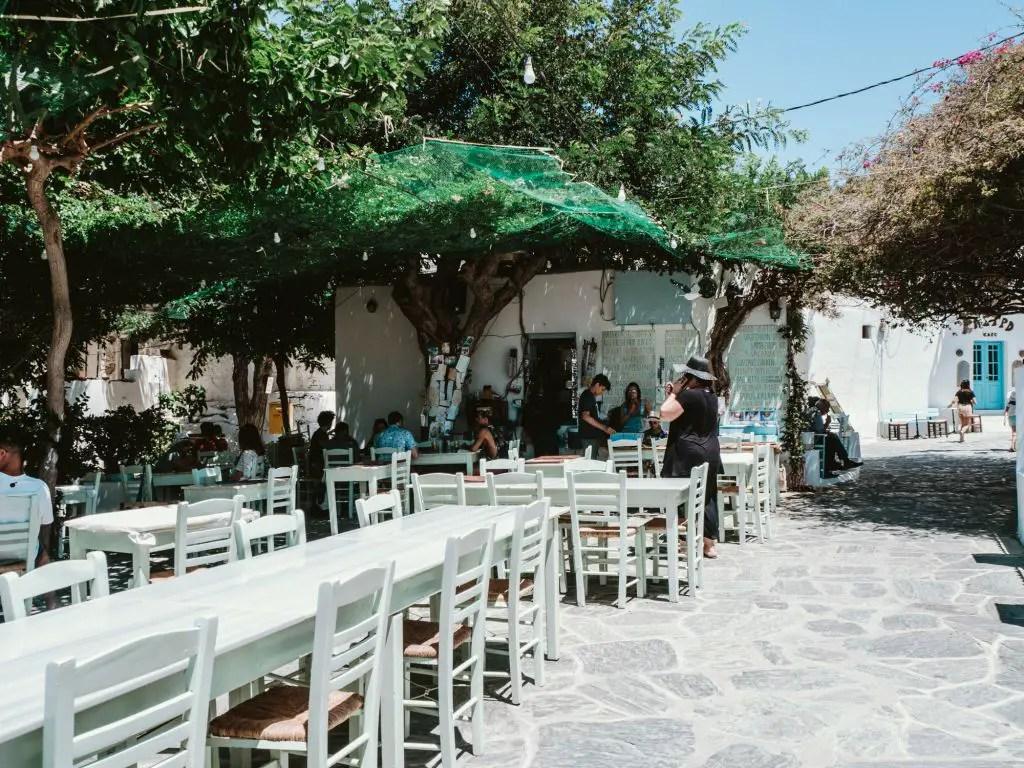 Folegandros Chora