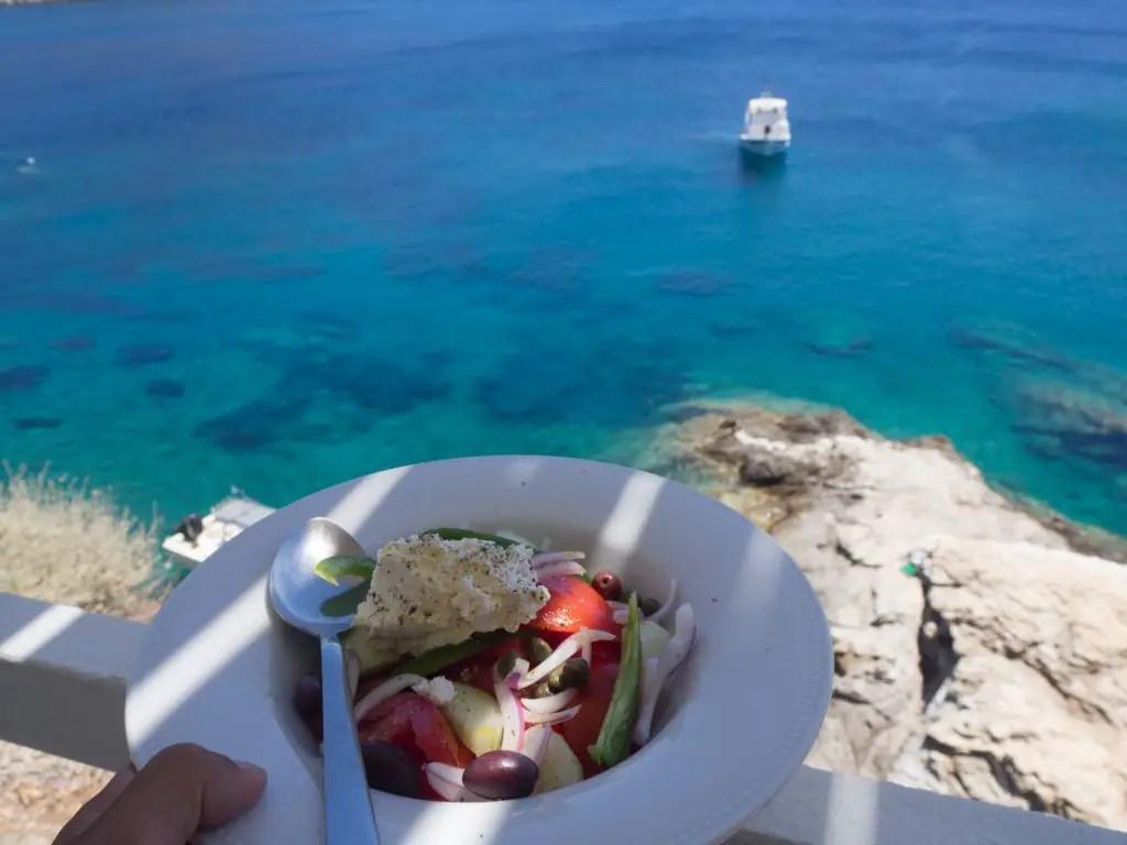 greek salad papalagi